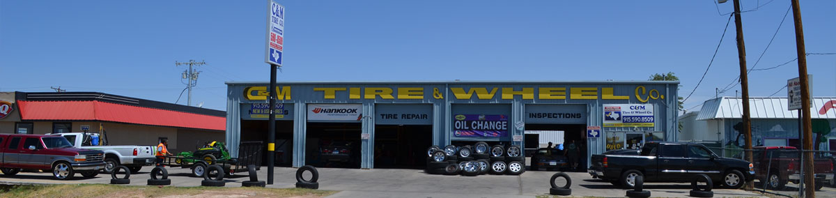Find used tires at this wheels shop