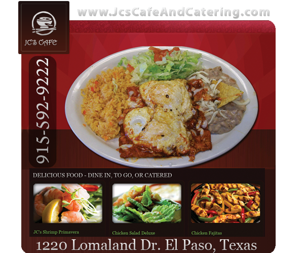 When you are looking for good places to eat you can find it at JC's!